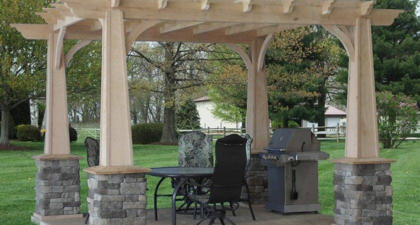 Garden Pergola Ideas Help Plan Your Backyard Setup