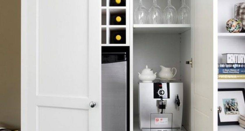 Genius Ways Diy Coffee Bar Home Eatwell