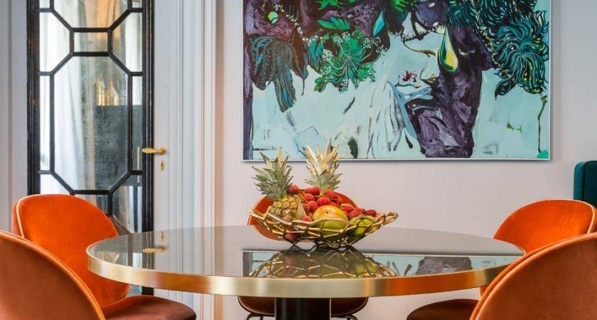 Get Ready Summer These Colorful Dining Room Ideas