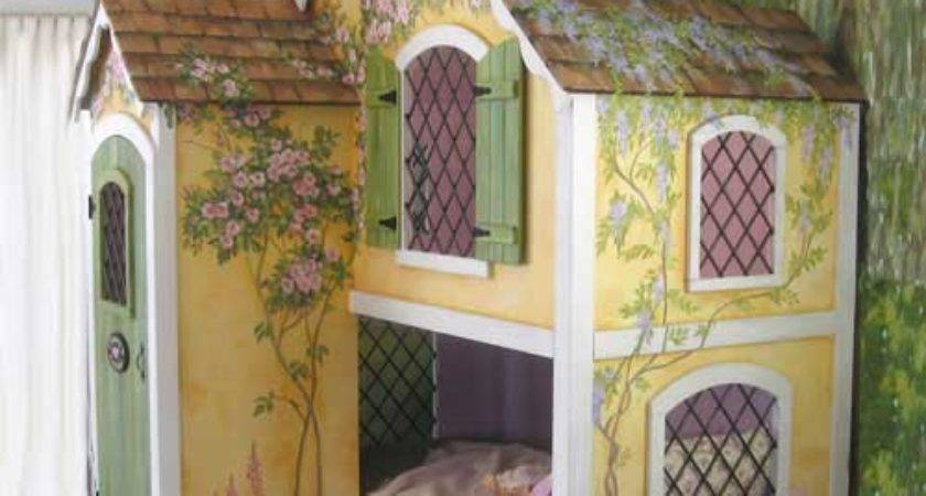 Gingerbread Cottage Bed Luxury Baby Cribs