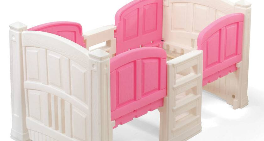 Girl Loft Storage Twin Bed Kids Beds Step