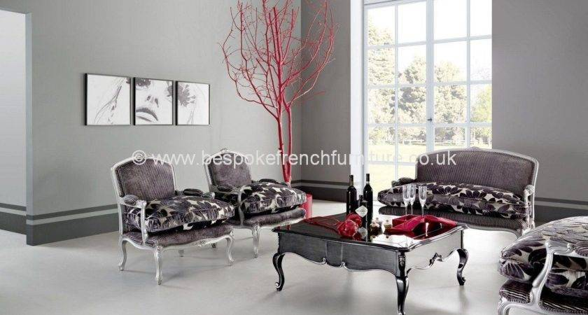 Glamour Living Room Collection