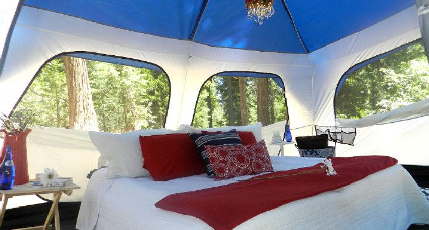 Glamourous Glamping Ideas Suburble