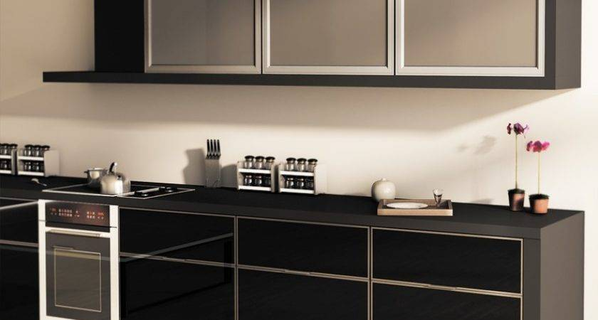 Glass Kitchen Cabinet Doors Aluminum
