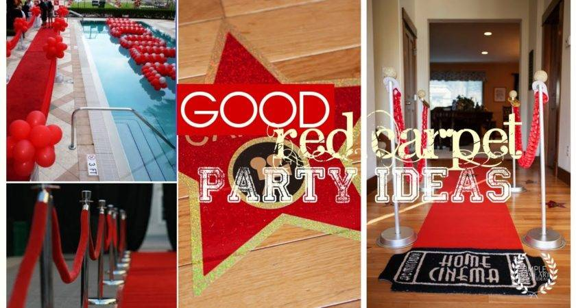 Good Red Carpet Party Ideas Youtube