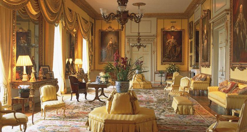 Goodwood House English Country Home