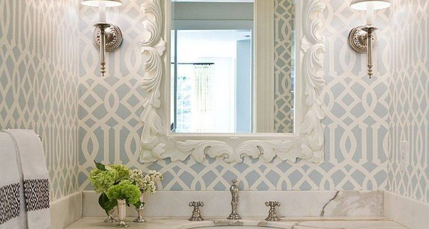Gorgeous Ideas Your Powder Room