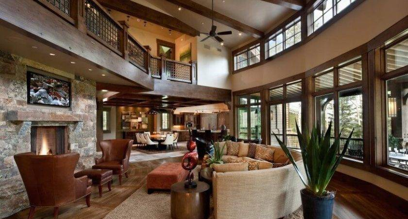 Gorgeous Living Rooms Featuring Comforting Earth Tones
