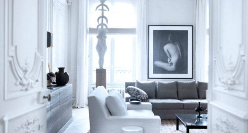 Gorgeous Modern French Interiors Pics Decoholic