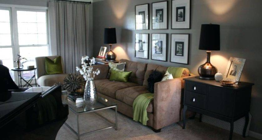 Gray Brown Living Room Ideas Earth Tones
