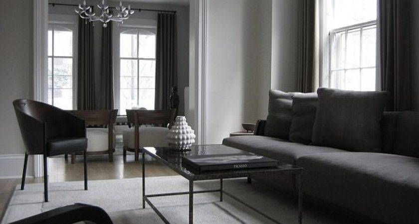 Gray Room Ideas Black White Grey Living Idea
