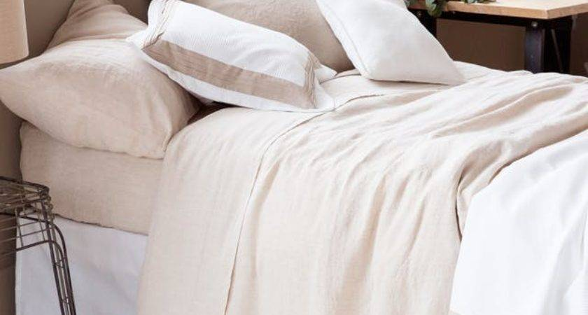 Great Finds Beautiful Linen Bedding Apartment Therapy