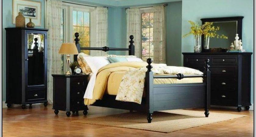 Great Wall Colors Black Furniture Painting