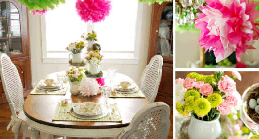 Greatest Home Decor Accessories Decorate Easter Spring