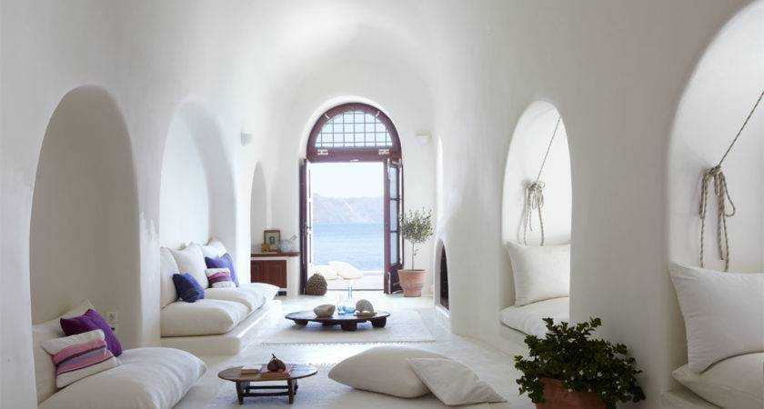 Greek Interior Design Costis Psychas
