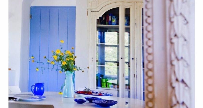 Greek Island Decor Ideas Designs