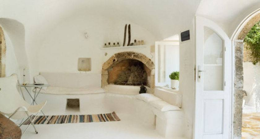 Greek Style Home Interior Decorating