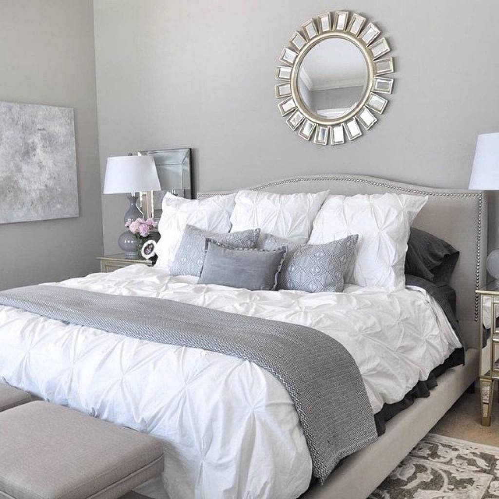 25 Spectacular How To Decorate A Gray Bedroom Homes Decor