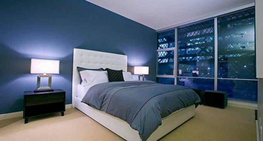 Grey Blue Bedroom Dark Gray Ideas Omnre