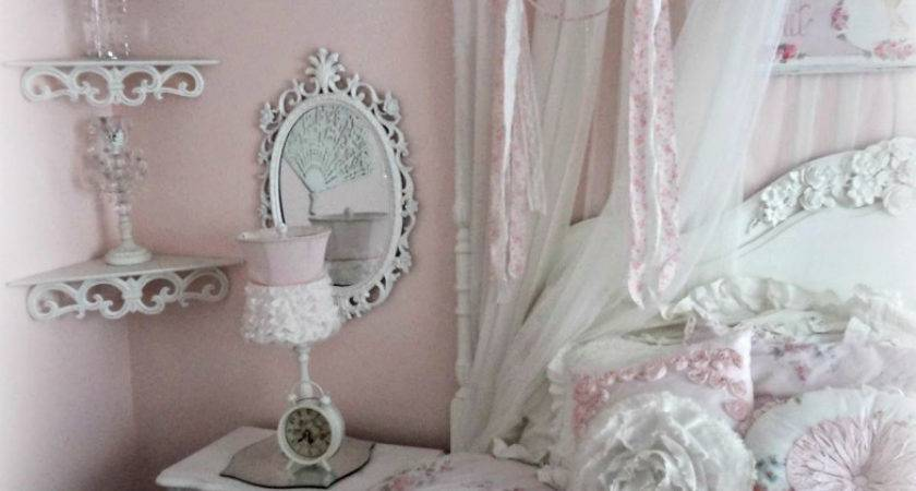 Grey Shabby Chic Bedroom Moroccan Inspired