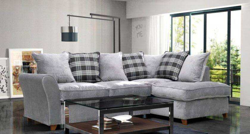 Grey Sofa Cushions Thesofa
