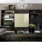 Grey Wood Living Room Furniture