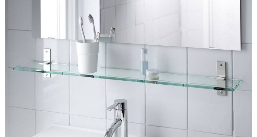 Grundtal Glass Shelf Ikea