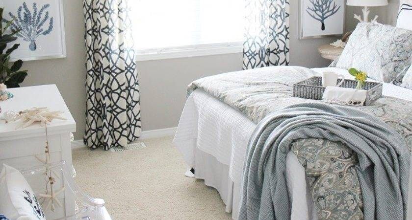 Guest Room Refresh Bedroom Decor Setting Four