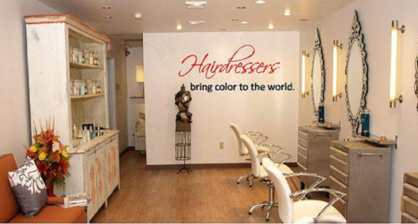 Hairdressers Bring Color World
