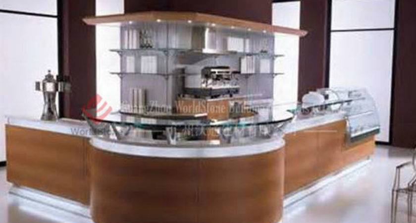 Half Round Coffee Counter Used Bar Buy