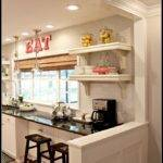 Half Wall Kitchen Designs Onyoustore