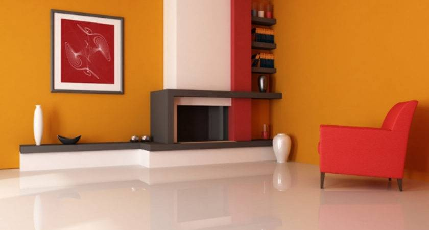 Hall Interior Wall Painting Color Home Combo