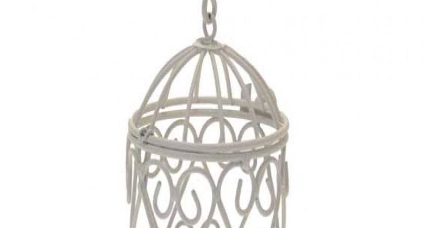 Hanging Bird Cage Shopping Mall