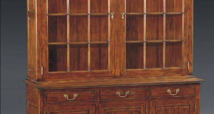 High End Dining Room Furniture Display Cabinet Upscale