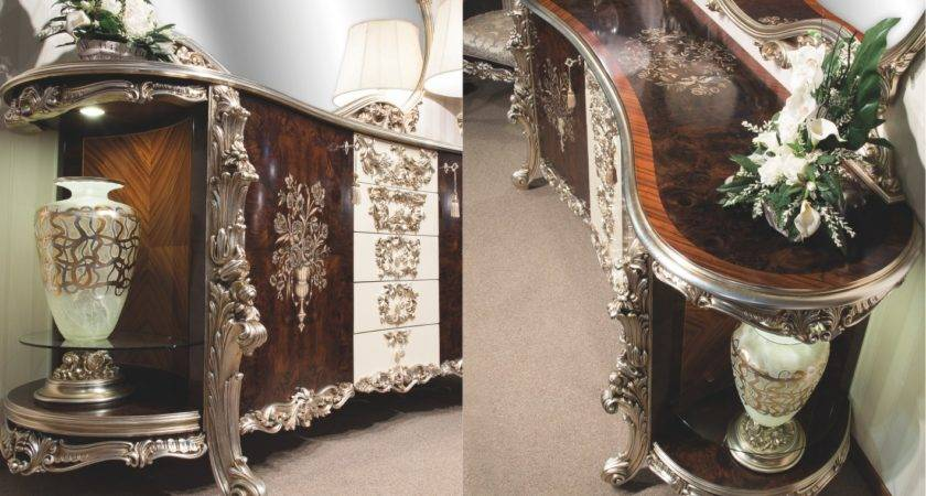 High End Dining Room Sets Italian Furniture