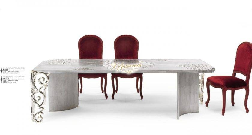 High End Furniture Brands Italy Rossetto