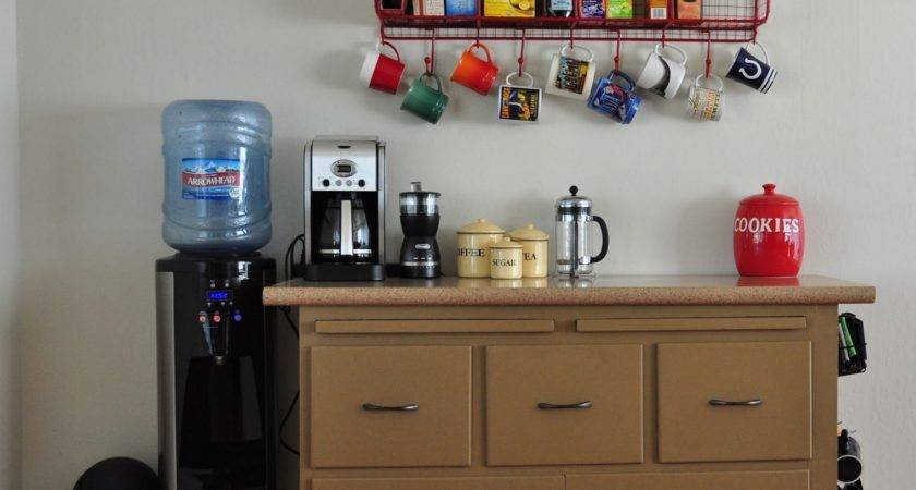 Home Coffee Bar Cabinet Cabinets Design Ideas