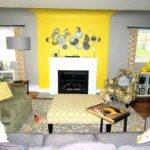 Home Design Amazing Yellow Grey Decors