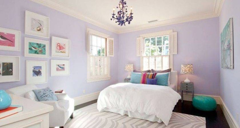 Home Design Girls Room Colors