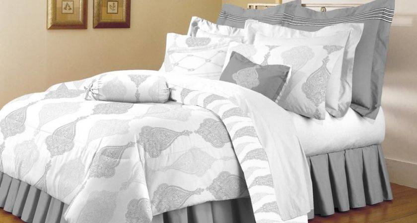 Home Dynamix Classic Trends White Light Gray Piece