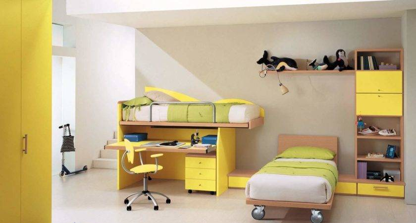 Home Furniture Decoration Yellow Bedroom Decorating Ideas