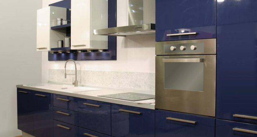 Home Style Choices Light Blue Kitchen Ideas