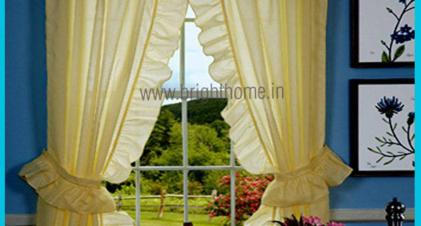 Home Textile Products Long Curtains