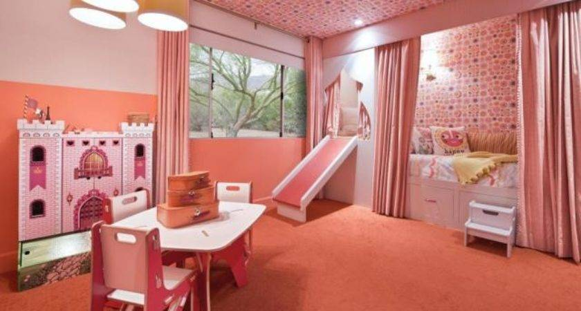 Homes Pretty Pink Huffpost
