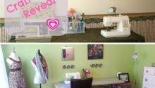 Hometalk Craft Room Makeover Living