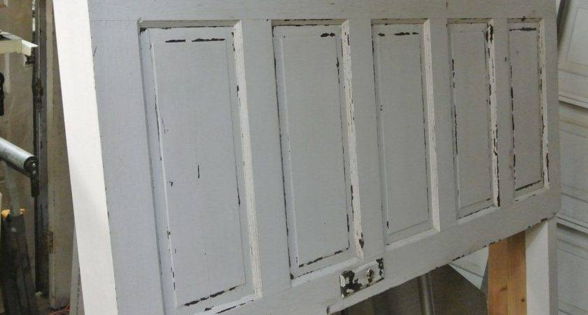 Hometalk Panel Old Door Converted Into King