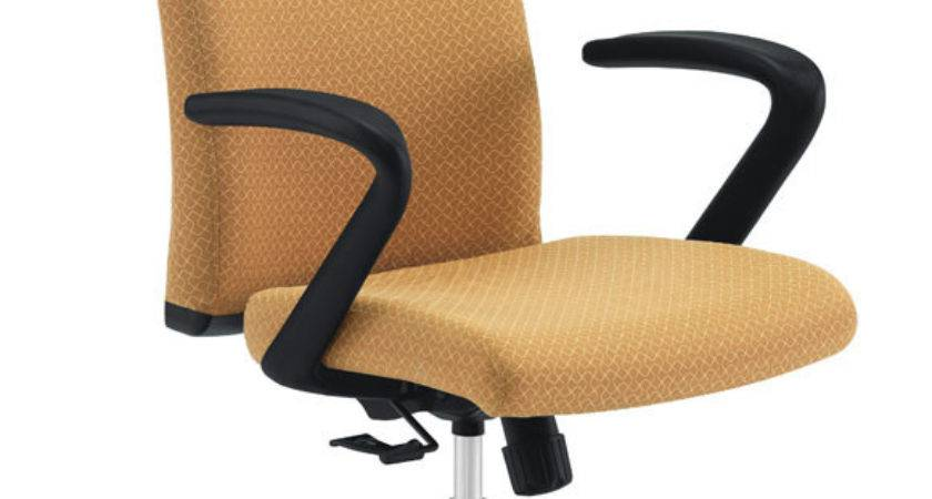 Hon Ignition Work Mid Back Office Chair