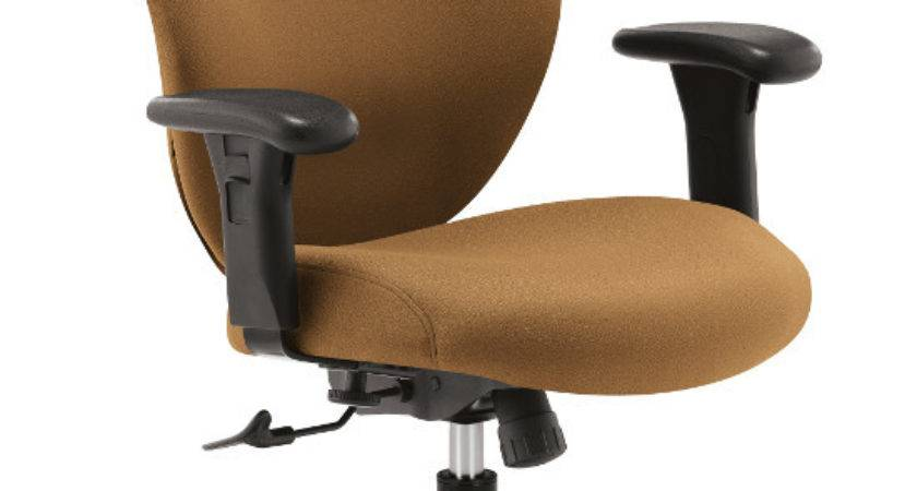 Hon Unanimous Mid Back Pneumatic Office Chair