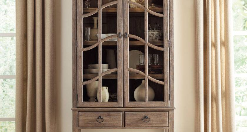 Hooker Furniture Dining Room Corsica Display Cabinet