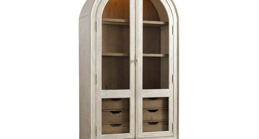 Hooker Furniture Dining Room Sunset Point Display Cabinet